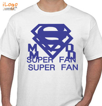 MS Dhoni dhoni-fan T-Shirt
