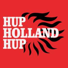 HUP-Hoodie-Nederland T-Shirt
