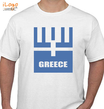 greece-football-world-cup--t-shirts T-Shirt