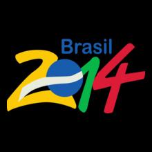 White--Brazil-World-Cup-FIFA T-Shirt