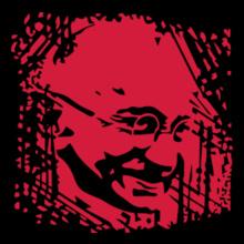 mahatma-gandhi- T-Shirt