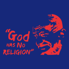 gandhi mahatma-gandhi- T-Shirt