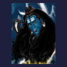 DrawOnDemand Store Shiva T-Shirt