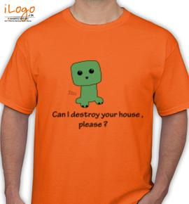 Minecraft - T-Shirt