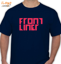 Front liner T-Shirts