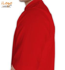 l Left sleeve