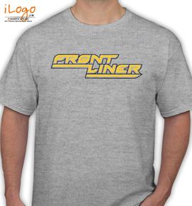 frontliner-design - T-Shirt