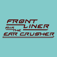 Frontliner frontliner-ear T-Shirt