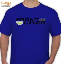 Frontliner frontliner-blue T-Shirt