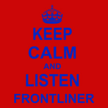 Frontliner frontliner-keep-calm T-Shirt