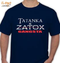 Zatox zatox-tatanka T-Shirt