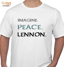 MAD Over MUSIC LENNON T-Shirt