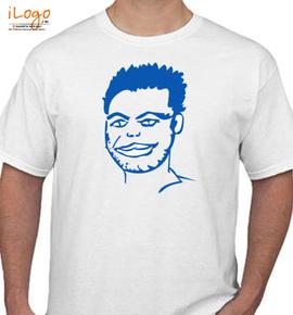Virat Kohli look like - T-Shirt