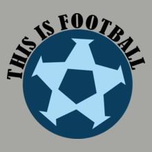Heather-grey-this-is-football-DG-%D-s-T-Shirts T-Shirt