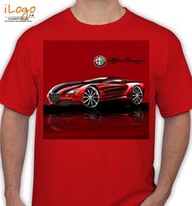 Alfa Romeo Personalized Men S T Shirt At Best Price Editable Design