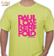 Paul Oakenfold PAUL-OAKENFOLD-DESIGN T-Shirt