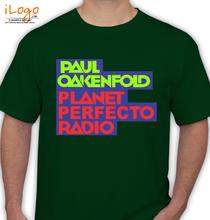 Paul Oakenfold PAUL-OAKENFOLD-PLANET T-Shirt