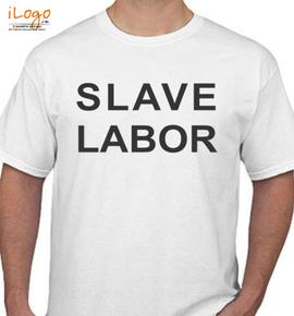 Fear Factory SLAVE LABOR - T-Shirt