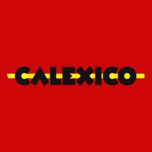 Calexico calexico-banner T-Shirt