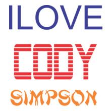 Cody Simpson I-Love-Cody T-Shirt