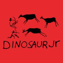 Dinosaurer Dinosaur-jr- T-Shirt
