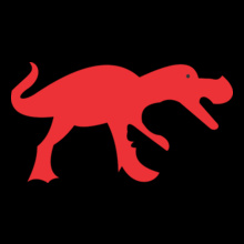 Dinosaurer dinosaur- T-Shirt