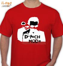 Depeche Mode Depeche-Mode-Cover T-Shirt