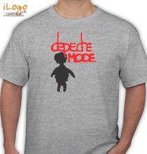Depeche Mode Demon-Mode T-Shirt