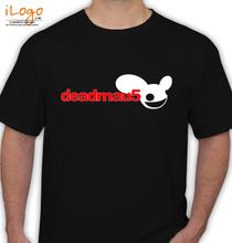 Deadmau5 deadmau-t-shirt-music-electronic-dj-skrillex-dubstep T-Shirt