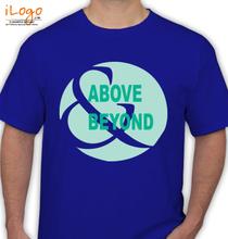Above & Beyond EDM-T-Shirts-India T-Shirt
