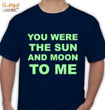 Above & Beyond Sun-%-Moon-EDM-T-Shirt T-Shirt