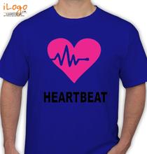 Heartbeat HEARTBEAT-PINK T-Shirt