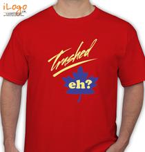 Tommy Trash TOMMY-TRASH-eh T-Shirt