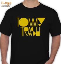 Tommy Trash TOMMY-TRASH-heart T-Shirt