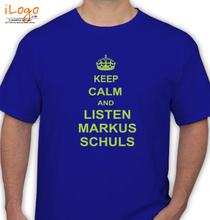 Markus Schuls keep-calm-markus-schuls T-Shirt