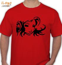 DJ Feel dj-feel-girl T-Shirt