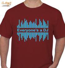 DJ Feel dj-feel-everyone T-Shirt
