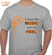 DJ Feel dj-feel-music T-Shirt