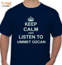Ummet Ozcan keep-calm-ummet-ozcan T-Shirt