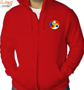 iit guwahati zipper hoodies - perziphood