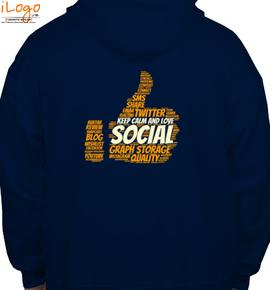 SocialBlue