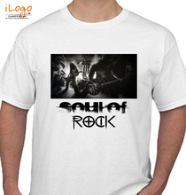 MAD Over MUSIC SOULOFROCK T-Shirt