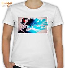 MAD Over MUSIC WOMENMUSIC T-Shirt