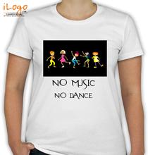 MAD Over MUSIC WOMENDANCE T-Shirt