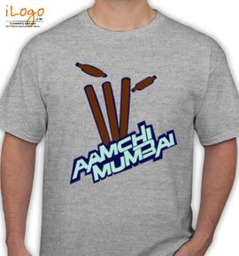 Aamchi Mumba - T-Shirt