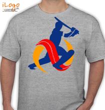 IPL meSleep-swing-Bat T-Shirt