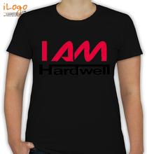 Hardwell HARDWELL-HOUSE-ELECTRONIC- T-Shirt
