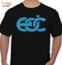 Tomorrowland edc-fan-festival-tshirt-flock-print-blue-logo-on-whte-tshirt T-Shirt