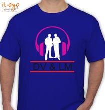 Tomorrowland Tydi-Heart-DJ-T-Shirt T-Shirt