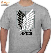 AVICII avicii T-Shirt